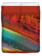 Agate Microworlds 1 Duvet Cover