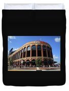Citi Field - New York Mets 3 Duvet Cover