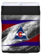 Colorado Rockies Duvet Cover