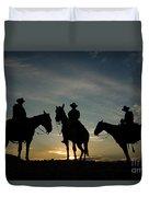 Cowboys Duvet Cover