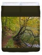 Fall Colours Duvet Cover