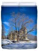 Fonthill Castle Duvet Cover