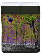 Forest Art Duvet Cover