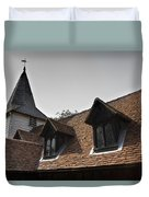 Greensted Church Duvet Cover