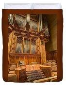 Hennepin Avenue Methodist Church Duvet Cover