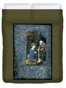 The Nativity Duvet Cover
