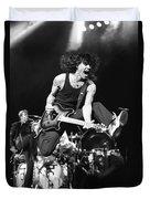 Van Halen - Eddie Van Halen Duvet Cover