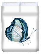 101 Perched Danis Danis Butterfly Duvet Cover