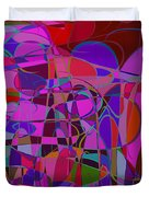 1017 Abstract Thought Duvet Cover