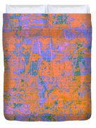 1061 Abstract Thought Duvet Cover