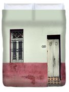1062 Ebeneezer Goods Place.. Duvet Cover