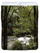 Jungle Stream Duvet Cover