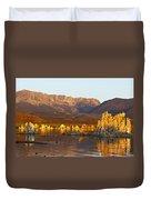 Mono Lake California Duvet Cover by Jason O Watson