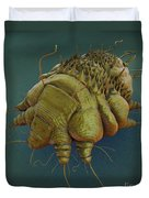 Scabies Mite Duvet Cover