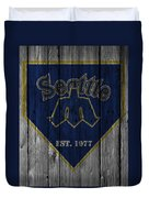 Seattle Mariners Duvet Cover