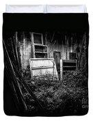 Abandoned Sanatorium Duvet Cover