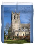 Christchurch Priory Duvet Cover