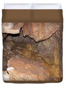 Jewel Cave Jewel Cave National Monument Duvet Cover
