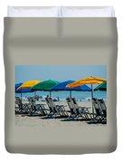 Myrtle Beach South Carolina Duvet Cover