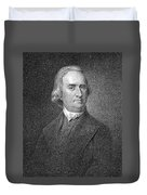 Samuel Adams (1722-1803) Duvet Cover