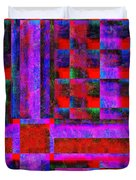 1227 Abstract Thought Duvet Cover