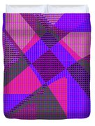 1038 Abstract Thought Duvet Cover