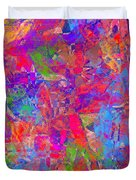 1248 Abstract Thought Duvet Cover