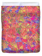1262 Abstract Thought Duvet Cover