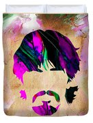 George Harrison Collection Duvet Cover