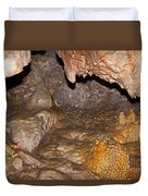 Jewel Cave Jewel Cave National Monument Duvet Cover