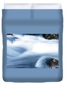 Stream Duvet Cover by Les Cunliffe