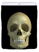 The Skull Duvet Cover