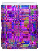 1302 Abstract Thought Duvet Cover