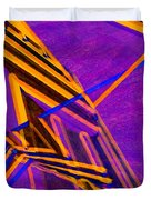 1359 Abstract Thought Duvet Cover