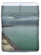Breakwater Duvet Cover