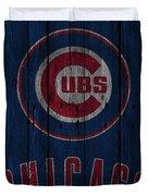 Chicago Cubs Duvet Cover