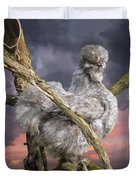 14. Cuckoo Bush Duvet Cover