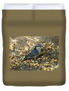 Nuthatch Duvet Cover