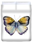 14 Pieridae Butterfly Duvet Cover by Amy Kirkpatrick
