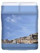 Porto Venere Duvet Cover by Joana Kruse