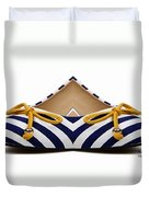 Shoe Love Duvet Cover