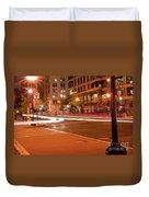 1400 New York Downtown Dc Duvet Cover