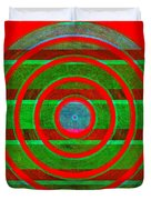 1407 Abstract Thought Duvet Cover