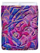 1412 Abstract Thought Duvet Cover