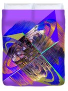 1422 Abstract Thought Duvet Cover