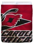 Carolina Hurricanes Duvet Cover