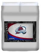 Colorado Avalanche Duvet Cover