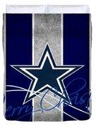 Dallas Cowboys Duvet Cover