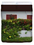 15- Garden Walk Duvet Cover