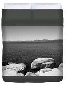 Lake Tahoe Duvet Cover